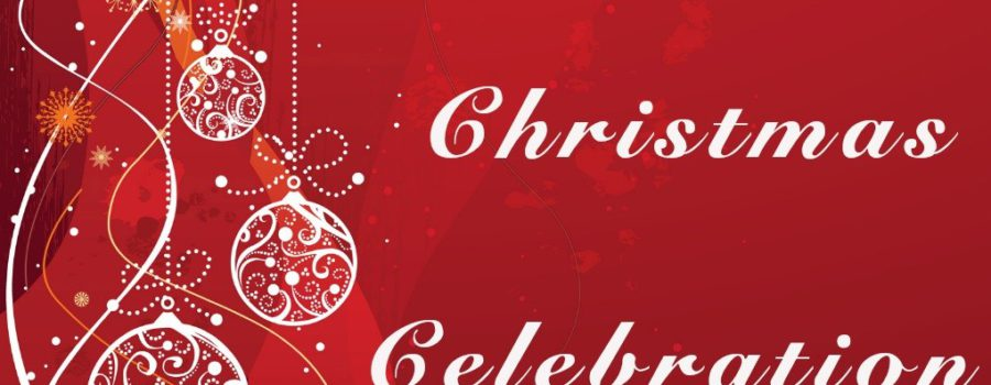 Members Christmas Community Service Celebration is Back!!!! December 10, 2021