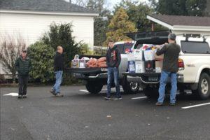 Christmas Food Basket Delivery 2018