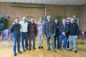St. Anthony Council participates in Come, Follow Me Men's Retreat