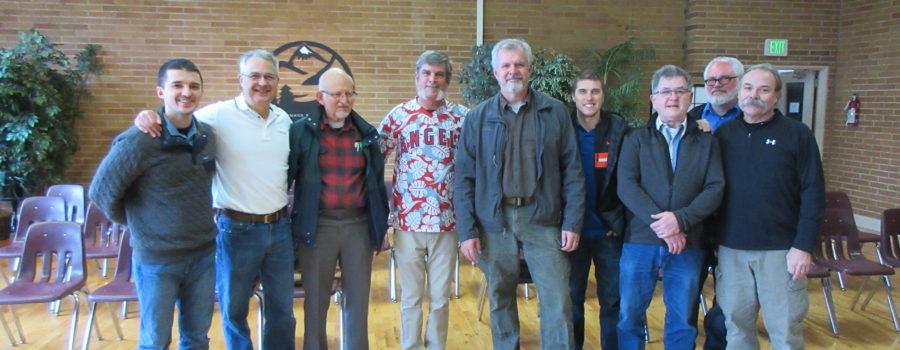 St. Anthony Council participates in Come, Follow Me Men's Retreat