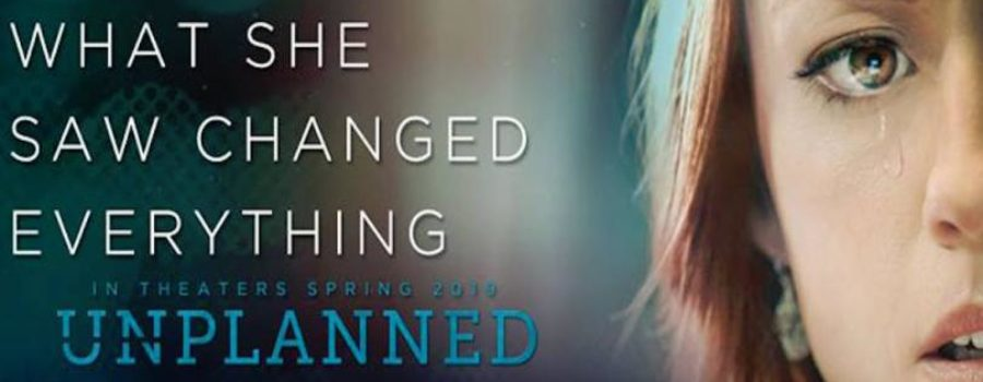 "Free Movie Tickets to ""Unplanned"" from Oregon Life United"