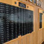 Memorial Wall of Honor Full