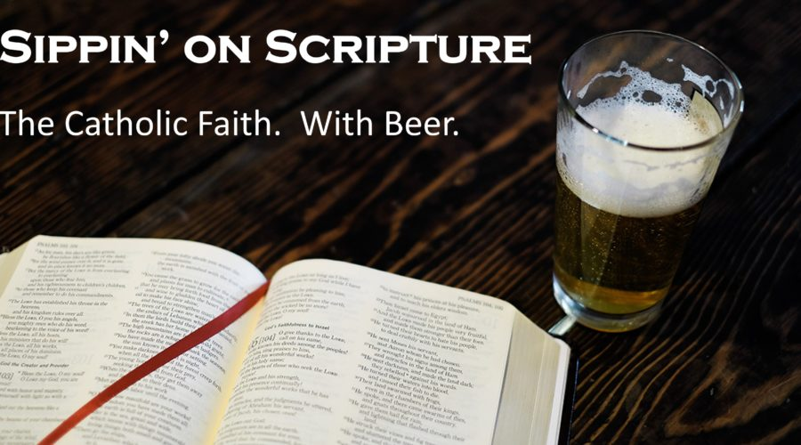 Sippin' on Scripture – September 27th, 2021