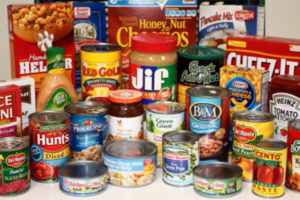 KofC Food Drive – Regis St. Mary Catholic Schools are supporting