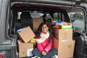 Christmas Food Baskets Delivered!