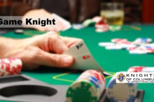 Join Our First Game Knight – January 28th at 6:30 pm