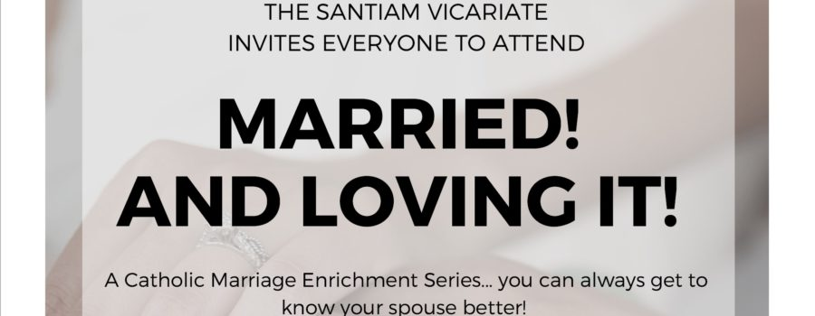 Married and Loving it! – Series Starts February 27th