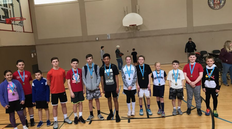 9 Local Youth Headed on to State Free Throw Championship