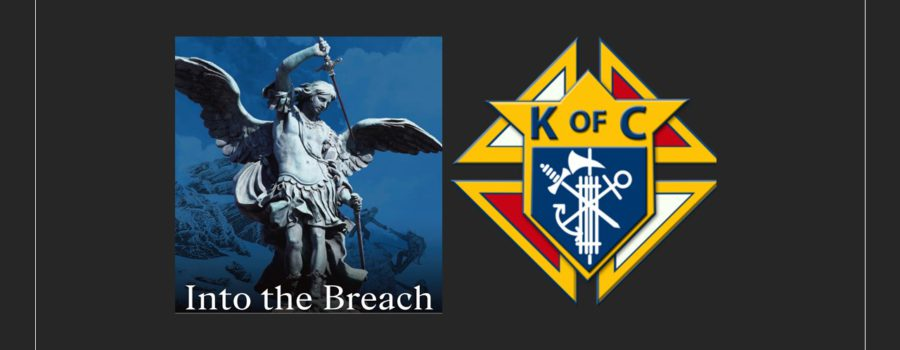 Men's Fraternity Series – Into the Breach